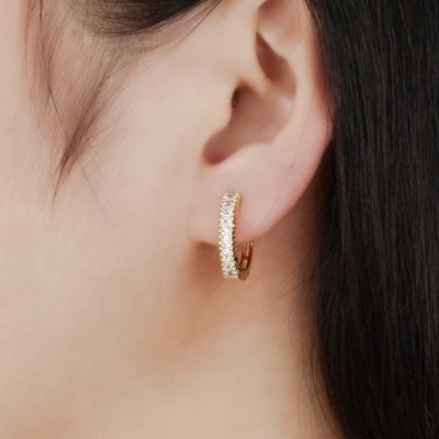 Pair of Graceful Rhinestoned Hoop Earrings For WomenEarrings<br>Pair of Graceful Rhinestoned Hoop Earrings For Women<br><br>Earring Type: Hoop Earrings<br>Gender: For Women<br>Style: Trendy<br>Shape/Pattern: Others<br>Weight: 0.055KG<br>Package Contents: 1 x Earring (Pair)