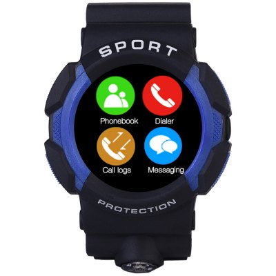 ФОТО NO.1 A10 3-proof Outdoor Sports Smart Bluetooth Watch