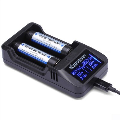 KeepPower L2 Battery Charger