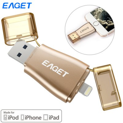 Eaget i50 32GB OTG USB 3.0 Flash Memory
