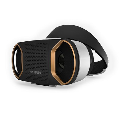Baofeng Mojing IV VR Headset 3D Glasses - Golden Version