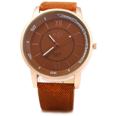 OLJ A2610 Male Quartz Watch with Dual Scales - OLJMens Watches<br>OLJ A2610 Male Quartz Watch with Dual Scales<br><br>Brand: OLJ<br>Watches categories: Male table<br>Watch style: Fashion<br>Available color: Deep Red<br>Movement type: Quartz watch<br>Shape of the dial: Round<br>Display type: Analog<br>Case material: Stainless Steel<br>Band material: Canvas<br>Clasp type: Pin buckle<br>The dial thickness: 1.0 cm / 0.39 inches<br>The dial diameter: 4.7 cm / 1.85 inches<br>The band width: 2.2 cm / 0.87 inches<br>Wearable length: 17.5 - 22 cm / 6.89 - 8.66 inches<br>Product weight: 0.061 kg<br>Package weight: 0.111 kg<br>Product size (L x W x H): 25 x 4.7 x 1 cm / 9.83 x 1.85 x 0.39 inches<br>Package size (L x W x H): 26 x 5.7 x 2 cm / 10.22 x 2.24 x 0.79 inches<br>Package Contents: 1 x OLJ A2610 Watch