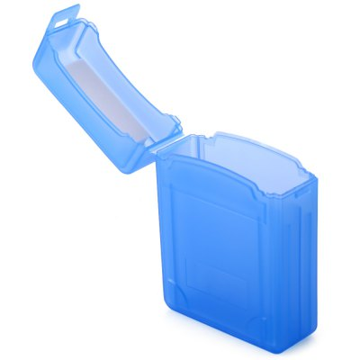 Bilayer Plastic Box Storage Container