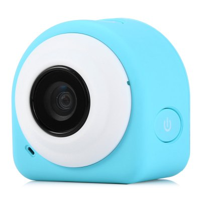 SOOCOO G1 Mini WiFi Action Camera with Flexible Arm Holder