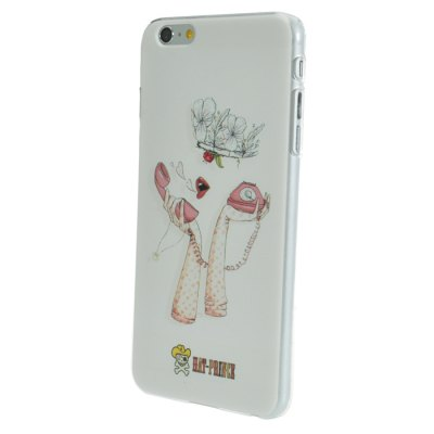 Hat-Prince Protective Hard Case for iPhone 6 / 6S PlusiPhone Cases/Covers<br>Hat-Prince Protective Hard Case for iPhone 6 / 6S Plus<br><br>Compatible for Apple: iPhone 6 Plus,iPhone 6S Plus<br>Features: Back Cover<br>Material: PC<br>Style: Cartoon,Pattern<br>Color: Assorted Colors<br>Product weight: 0.013 kg<br>Package weight: 0.070 kg<br>Product size (L x W x H): 16 x 8 x 0.9 cm / 6.29 x 3.14 x 0.35 inches<br>Package size (L x W x H): 18 x 8.5 x 2 cm / 7.07 x 3.34 x 0.79 inches<br>Package Contents: 1 x Back Case