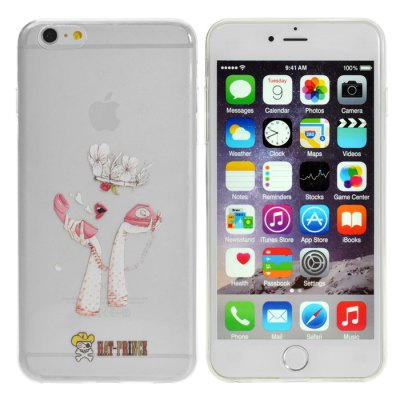 Hat-Prince 2-in-1 Protector Set for iPhone 6 Plus / 6S PlusiPhone Cases/Covers<br>Hat-Prince 2-in-1 Protector Set for iPhone 6 Plus / 6S Plus<br><br>Compatible for Apple: iPhone 6 Plus,iPhone 6S Plus<br>Features: Back Cover<br>Material: TPU,Tempered Glass<br>Style: Cartoon,Pattern<br>Color: Assorted Colors<br>Product weight: 0.022 kg<br>Package weight: 0.090 kg<br>Product size (L x W x H): 16 x 8 x 0.9 cm / 6.29 x 3.14 x 0.35 inches<br>Package size (L x W x H): 18 x 8.5 x 2 cm / 7.07 x 3.34 x 0.79 inches<br>Package Contents: 1 x Back Case, 1 x Screen Protector