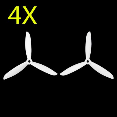 5045 3-blade CW / CCW Propeller Fitting for H250MM 280MM Multicopter 4 Pair / Set