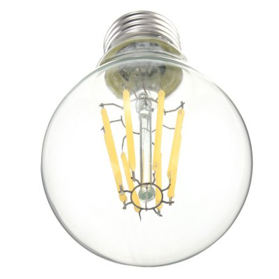 10PCS BRELONG E27 8W 800LM COB LED Filament Bulb