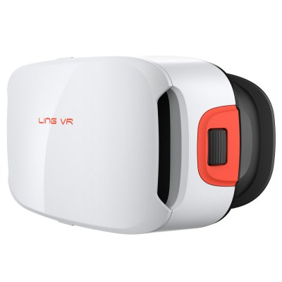 LING VR 1S Virtual Reality Head Mounted 3D Video Glasses