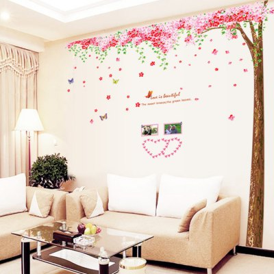 Super Sized Cherry Tree Style Wall Stickers