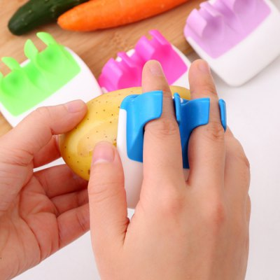 Novel Finger Style Fruit Vegetable Peeler