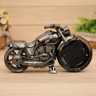 Creative Motorcycle Type Personality Alarm Clock