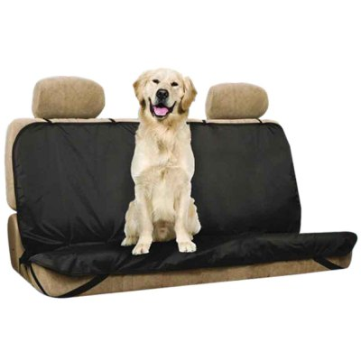 Car Back Seat Pet Cover