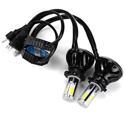 2 Set H7 Car LED Headlight