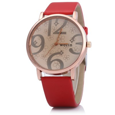 Wecin Quartz Watch for Men Women