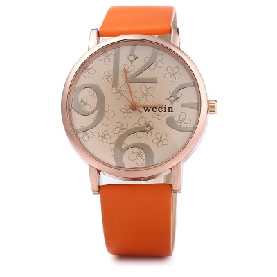Wecin Quartz Watch for Men WomenUnisex Watches<br>Wecin Quartz Watch for Men Women<br><br>Brand: Wecin<br>People: Unisex table<br>Watch style: Fashion<br>Shape of the dial: Round<br>Movement type: Quartz watch<br>Display type: Analog<br>Case material: Alloys<br>Band material: PU leather<br>Clasp type: Pin buckle<br>Water resistance: Life water resistant<br>The dial thickness: 0.8 cm / 0.31 inches<br>The dial diameter: 4 cm / 1.57 inches<br>The band width: 2 cm / 0.79 inches<br>Wearable length: 18 - 22 cm / 7.09 - 8.66 inches<br>Product weight: 0.032 kg<br>Package weight: 0.092 kg<br>Product size (L x W x H) : 24 x 4 x 0.8 cm / 9.43 x 1.57 x 0.31 inches<br>Package size (L x W x H): 25 x 5 x 1.8 cm / 9.83 x 1.97 x 0.71 inches<br>Package contents: 1 x Wecin Unisex Quartz Watch