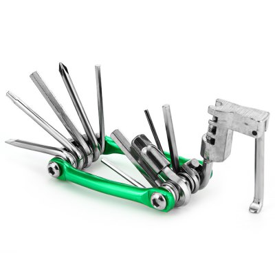 11 in 1 Cycling Repair Tool