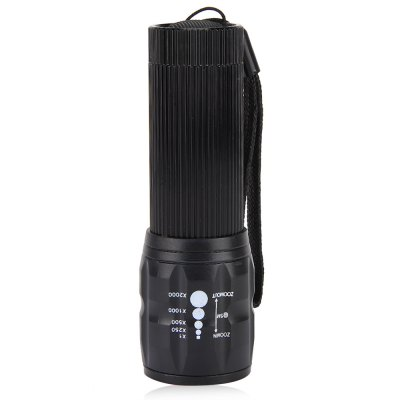 Q5 3 Modes LED Bike Light Zoomable Torch