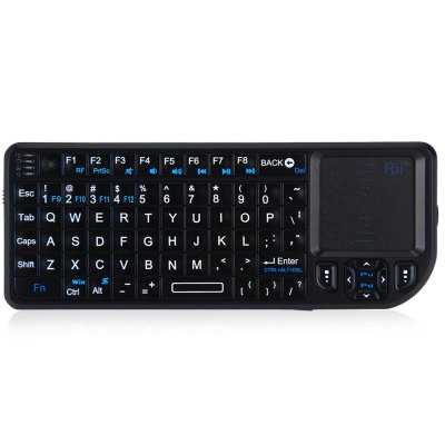 Rii Mini V3 2.4GHz Wireless Keyboard Air Mouse
