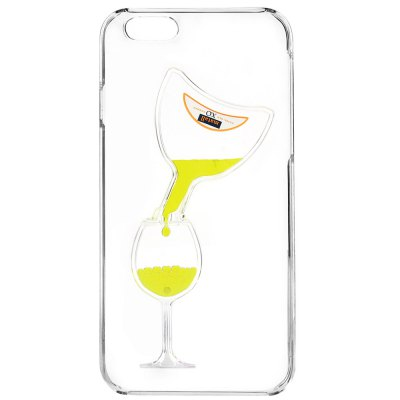 Back Cover Case for iPhone 6 / 6SiPhone Cases/Covers<br>Back Cover Case for iPhone 6 / 6S<br><br>Features: Back Cover, Bumper Frame<br>Material: PC<br>Style: Transparent, Novelty<br>Color: Purple, Yellow, Pink, Red, Blue, Green<br>Product weight : 0.024 kg<br>Package weight : 0.058 kg<br>Product size (L x W x H): 14 x 7 x 1 cm / 5.50 x 2.75 x 0.39 inches<br>Package size (L x W x H) : 17 x 9 x 1.9 cm / 6.68 x 3.54 x 0.75 inches<br>Package contents: 1 x Back Cover Case with Transparent Frame for iPhone 6 / 6S
