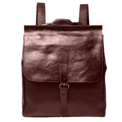 Vintage Style Buckle and PU Leather Design Mens BackpackMens Bags<br>Vintage Style Buckle and PU Leather Design Mens Backpack<br><br>Backpack Usage: Daily Backpack<br>Backpacks Type: Softback<br>Closure Type: Hasp<br>Pattern Type: Solid<br>Main Material: PU<br>Gender: Unisex<br>Weight: 1.200KG<br>Package Contents: 1 x Backpack<br>Length: 29CM<br>Width: 11CM<br>Height: 38CM