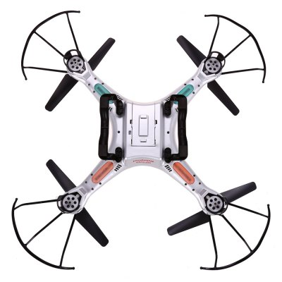 Фотография Waterproof GPTOYS H2O Aviax 3D Eversion 6 Axis Gyro Headless Mode 2.4GHz 4CH LCD RC Quadcopter
