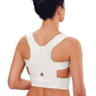 Magnetic Posture Support Corrector Back Pain Young Belt Brace Shoulder
