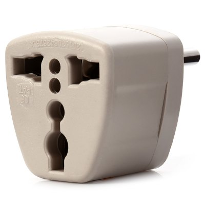 Universal Socket to EU Plug Adapter Home Wall ChargerPlugs &amp; Sockets<br>Universal Socket to EU Plug Adapter Home Wall Charger<br><br>Color: Khaki<br>Identification: CE<br>Input Current: 10A<br>Input Voltage: 250V<br>Package Contents: 1 x Universal Socket to EU Plug Adapter Home Wall Charger<br>Package size (L x W x H): 12.5 x 8.9 x 4.9 cm / 4.91 x 3.50 x 1.93 inches<br>Package weight: 0.059 kg<br>Product size (L x W x H): 4.9 x 3.5 x 3.9 cm / 1.93 x 1.38 x 1.53 inches<br>Product weight: 0.028 kg<br>Standard: EU standard