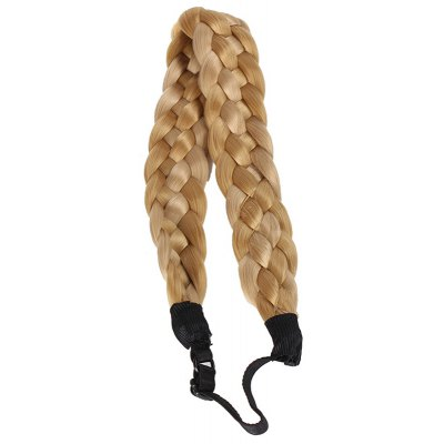 Charming Braided Hair Heat Resistant Synthetic Extensions For Women