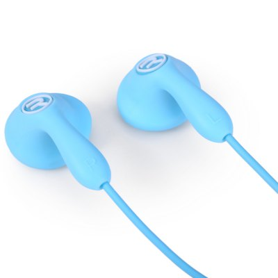 REMAX 301 In-ear Music Earphones with Microphone Candy Color