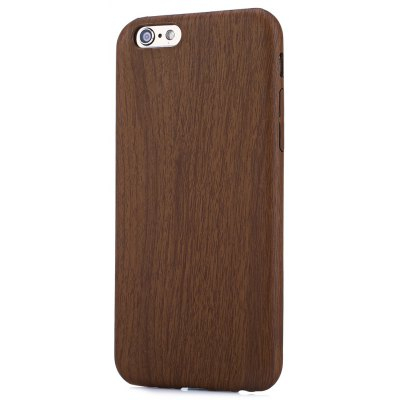 ASLING Wood Pattern Protective Case for iPhone 6 / 6S
