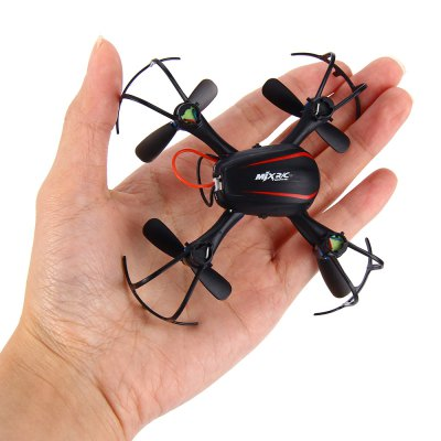 ФОТО MJX X902 2.4GHz 4CH 6 Axis Gyroscope 3D Rollover RC Quadcopter with Light