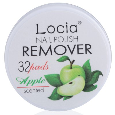 Fruit Smell Plant Towel Instant Oily Nail Polish Remover