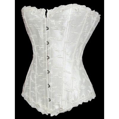 Sexy Strapless Solid Color Embroidered Steel Boned Corset For WomenWomens Lingerie<br>Sexy Strapless Solid Color Embroidered Steel Boned Corset For Women<br><br>Material: Polyester<br>Pattern Type: Solid<br>Embellishment: None<br>Weight: 0.420KG<br>Package Contents: 1 x Corset