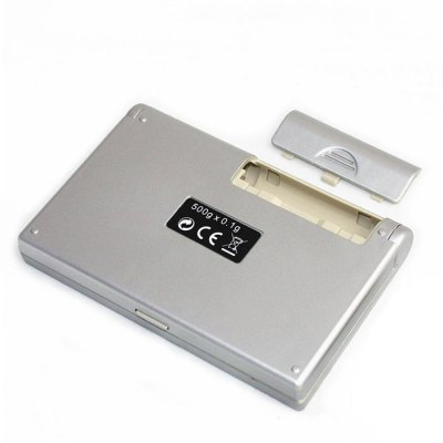 MH-271 1.6 inch Mini LCD Digital Pocket Scale