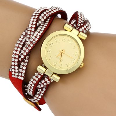 Bracelet Analog Quartz Watch for Ladies