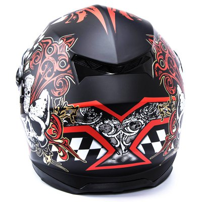 MRC-322 Motorbike Wind-proof Safety HelmetMotorcycle Helmets<br>MRC-322 Motorbike Wind-proof Safety Helmet<br><br>Accessories type : Motorcycle Helmet<br>Type: Full Face<br>Gender: Universal<br>Size: XL<br>Material: ABS<br>Product weight: 1.400 kg<br>Package weight: 1.8 kg<br>Product size (L x W x H): 31.5 x 22 x 26 cm / 12.38 x 8.65 x 10.22 inches<br>Package size (L x W x H): 34.5 x 26 x 26 cm / 13.56 x 10.22 x 10.22 inches<br>Package Contents: 1 x Helmet, 1 x Helmet Pouch