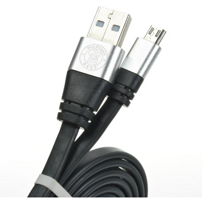 Hat-Prince 1m Micro USB Flat Design Data Sync Charge Cable