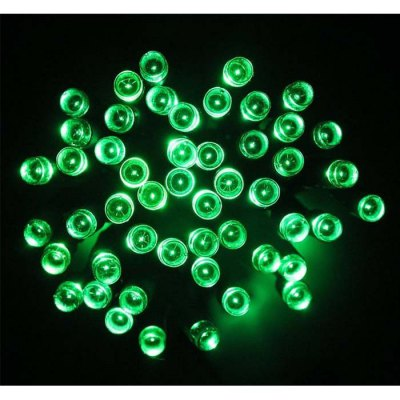 Solar Powered 20.5M 200 LED String Light