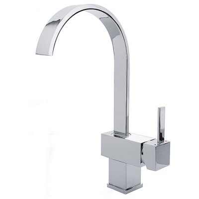 YH005 Modern Style Chrome Mixer Faucet