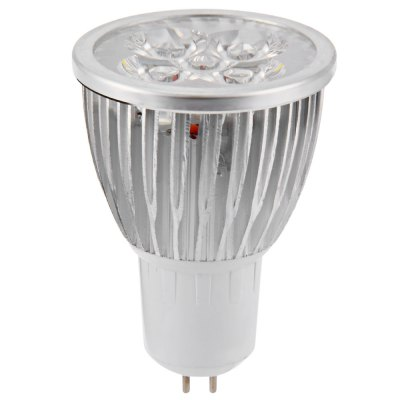 GU5.3 15W 220V Dimmable LED Spotlight BulbLED Light Bulbs<br>GU5.3 15W 220V Dimmable LED Spotlight Bulb<br><br>Holder: GU5.3<br>Type: Spot Bulbs<br>Output Power: 15W<br>Total Emitters: 5pcs<br>CCT/Wavelength: 5500-6500K<br>Voltage (V): AC 220,AC 110<br>Angle: 30 degrees<br>Features: Low Power Consumption,Dimmable,Energy Saving,Long Life Expectancy<br>Function: Home Lighting,Commercial Lighting,Studio and Exhibition Lighting<br>Available Light Color: White,Warm White<br>Sheathing Material: Aluminum<br>Product weight: 0.208 kg<br>Package weight: 0.240 kg<br>Product size (L x W x H): 7 x 4.8 x 4.8 cm / 2.75 x 1.89 x 1.89 inches<br>Package size (L x W x H): 25 x 17.5 x 6 cm / 9.83 x 6.88 x 2.36 inches<br>Package Contents: 1 x 5PCS 15W 220V GU5.3 Dimmable White LED Spotlight Bulb 30 Degree Beam Angle Lamp for Home Pendant Lighting