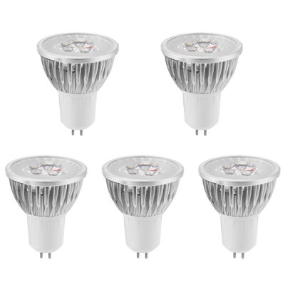 GU5.3 9W Warm White LED Spotlight Bulb