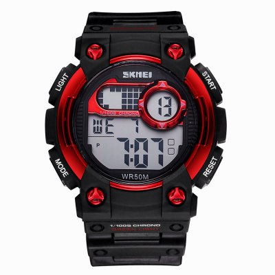 Skmei 3705 LED Sports Watch Digital Wristwatch