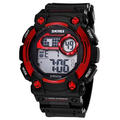 Skmei 3705 LED Multifunctional Sports Watch