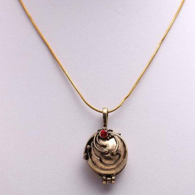 Vintage Vampire Diary Elena Vervain Necklace For Women
