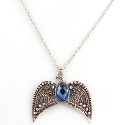 Vintage Harry Potter Eagle Shape Necklace For Women