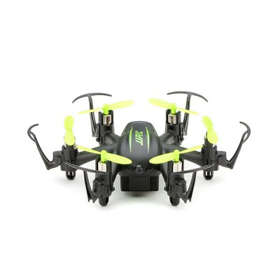 JJRC H20C HexacopterRC Quadcopters<br>JJRC H20C Hexacopter<br><br>Type: RC Simulators<br>Brand: JJRC<br>Functions: 3D rollover,Headless Mode,Up/down,Forward/backward,Sideward flight,With light,Camera<br>Age: Above 14 years old<br>Built-in Gyro: Yes<br>Material: Electronic Components,Plastic<br>Remote Control: 2.4GHz Wireless Remote Control<br>Channel: 4-Channels<br>Detailed Control Distance: 50~60m<br>Transmitter Power: 3 x AAA battery(not included)<br>Flying Time: 5~6mins<br>Package weight: 0.400 KG<br>Package size (L x W x H): 19.00 x 16.00 x 10.50 cm / 7.48 x 6.3 x 4.13 inches<br>Package Contents: 1 xJJRC H20C Quadcopter with Camera,1 x 3.7V 280mAh Lipo Battery, 1 x Transmitter, 1 x USB Cable, 1 xScrewdriver, 6 x Propeller, 1 x English User Manual