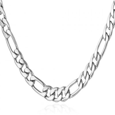 Delicate Titanium Steel Chain Necklace For Men от GearBest.com INT