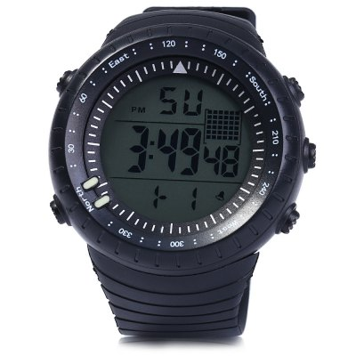 8335G Day Date Alarm Stopwatch Men LED Sports WatchSports Watches<br>8335G Day Date Alarm Stopwatch Men LED Sports Watch<br><br>People: Male table<br>Watch style: Outdoor Sports,LED<br>Available color: Black,Red,Blue,Purple,Yellow<br>Shape of the dial: Round<br>Movement type: Digital watch<br>Display type: Digital<br>Case material: PC<br>Band material: Rubber<br>Clasp type: Pin buckle<br>Special features: EL Back-light,Alarm Clock,Day,Date,Stopwatch<br>Water resistance : 50 meters<br>The dial thickness: 1.5 cm / 0.59 inches<br>The dial diameter: 5.2 cm / 2.04 inches<br>The band width: 2.2 cm / 0.86 inches<br>Wearable length: 15 - 24 cm / 5.9 - 9.45 inches<br>Product weight: 0.066 kg<br>Package weight: 0.116 kg<br>Product size (L x W x H): 26 x 5.2 x 1.5 cm / 10.22 x 2.04 x 0.59 inches<br>Package size (L x W x H): 27 x 6.2 x 2.5 cm / 10.61 x 2.44 x 0.98 inches<br>Package Contents: 1 x 8335G Watch