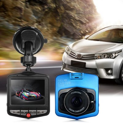 GT300 1080P 2.4 inch 3.0MP Car Dashcam Video Recorder